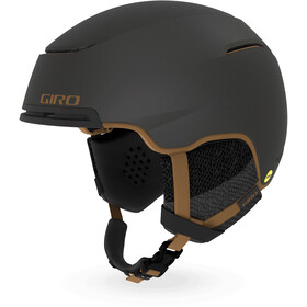 Giro Jackson MIPS Casco Uomo, metallic coal/tan